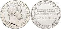 Ausbeutetaler 1848  A Brandenburg-Preussen Friedrich Wilhelm IV. 1840-... 119,00 EUR  +  5,00 EUR shipping
