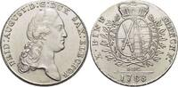 Konventionstaler 1788 Sachsen-Albertinische Linie Friedrich August III... 365,00 EUR free shipping