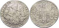 Reichstaler 1615  WA Sachsen-Alt-Weimar Johann Ernst und seine sieben ... 485,00 EUR free shipping