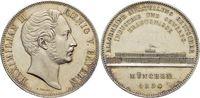 Geschichtsdoppeltaler 1854 Bayern Maximilian II. Joseph 1848-1864. Win... 545,00 EUR free shipping