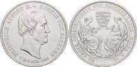 Taler 1854 Sachsen-Albertinische Linie Friedrich August II. 1836-1854.... 149,00 EUR  +  5,00 EUR shipping