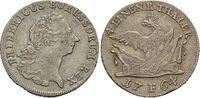 1/4 Taler 1764  F Brandenburg-Preussen Friedrich II. 1740-1786, Münzstä... 99,00 EUR  +  5,00 EUR shipping