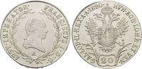 20 Kreuzer 1820  A Haus Habsburg / Österreich Franz II.(I.) 1792-1835. ... 19,00 EUR  +  5,00 EUR shipping