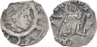 Pfennig 1240 rum Nürnberg, Reichsmünzstätte Friedrich II., 1215-1250. s... 120,00 EUR
