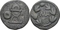 Bronze = 48 Einheiten 98-104 Königreich Bosporus Sauromates I., 93-124 ... 95,00 EUR  +  3,00 EUR shipping
