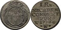 Kreuzer 1776 Deutscher Orden in Mergentheim Karl Alexander von Lothring... 50,00 EUR  +  3,00 EUR shipping