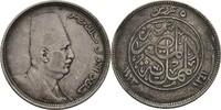 5 Piaster 1923 Ägypten Fuad, 1917-1937 ss  15,00 EUR  +  3,00 EUR shipping
