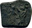 Tessera 50-150 ? RÖMISCHE KAISERZEIT Ostia (?) 2 stehende Gottheiten ss  170,00 EUR  +  3,00 EUR shipping