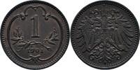 Heller 1901 Austria Ungarn Franz Joseph, 1848-1916. fast prägefrisch  5,00 EUR  +  3,00 EUR shipping