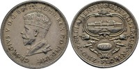 1 Florin 1927 Australien George V., 1910-36 ss+ Kratzer  28.70 US$ 25,00 EUR  +  4.59 US$ shipping