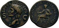 Dupondius 37-41 RÖMISCHE KAISERZEIT DIVUS AUGUSTUS, geprägt unter Calig... 600,00 EUR free shipping