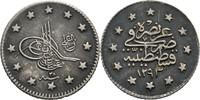 Kurush 1876-1909 Türkei Osmanen Abdul Hamid II., 1876-1909 AD kl. Kratz... 12,00 EUR  +  3,00 EUR shipping