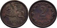 2 Centai 1936 Litauen  ss  7,00 EUR  +  3,00 EUR shipping