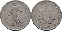 1 Franc 1917 Frankreich  ss  5,00 EUR  +  3,00 EUR shipping