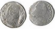 2 Stück 1 Kreuzer  Montfort Langenargen Ernst, 1730-1758 f.ss  20,00 EUR  +  3,00 EUR shipping