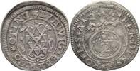 2 Kreuzer 1624 Öttingen Oettingen Ludwig Eberhard, 1622-1634 ss  30,00 EUR  +  3,00 EUR shipping