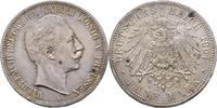 5 Mark 1907 Preussen Wilhelm II., 1888-1918. winzige Kratzer, vz  50,00 EUR  +  3,00 EUR shipping