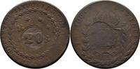 20 Reis o. J. (1835) Brasilien Petrus II., 1831-89 ss  17,00 EUR  +  3,00 EUR shipping