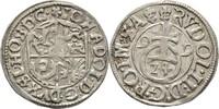 1/24 Taler 1599 Schleswig-Holstein-Gottorp Johann Adolf, 1590-1616 Präg... 280,00 EUR free shipping