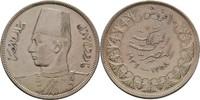 10 Piaster 1939 Ägypten Farouk, 1936-52 ss fleckig  13.57 US$ 12,00 EUR  +  3.39 US$ shipping