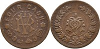 4 Cash 1906-35 Indien - Travancore Rama Varma VI., 1885-1924 ss  7,00 EUR  +  3,00 EUR shipping