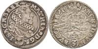 3 Kreuzer 1618 RDR Austria Habsburg Wien Matthias I., 1612-1619 ss/Schr... 40,00 EUR  +  3,00 EUR shipping