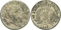 3 Kreuzer 1817 Bayern Maximilian IV./I., 1799-1825. vz  60,00 EUR  excl. 3,00 EUR verzending