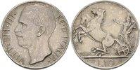 10 Lire 1927 Italien Viktor Emanuel III., 1900 - 1946 vz  40,00 EUR  +  3,00 EUR shipping