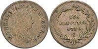 Kreuzer 1780 RDR Ungarn Kremnitz Maria Theresia, 1740-1780 ss  15,00 EUR  +  3,00 EUR shipping