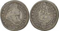 3 Kreuzer 1699 RDR Ungarn Nagybanya Leopold I., 1657-1705 ss  100,00 EUR  Excl. 3,00 EUR Verzending