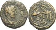 Phönizien Berytus Bronze Hadrian, 117-138