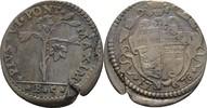 Vatikan Bologna Carlino zu 5 Bolognino Pius VI.,1775-1799.