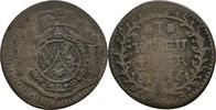 Kreuzer 1736 Baden Durlach Karl Wilhelm, 1709-1738 f.ss  25,00 EUR