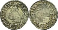 3 Kreuzer 1590 RDR Kärnten Klagenfurt Erzherzog Karl, 1564-1590 ss  85,00 EUR
