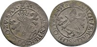 Groschen 1530 Sachsen Freiberg Georg, 1530-1533 Prägeschwächen, ss+  210,00 EUR