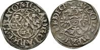 2 Kreuzer 1591 Pfalz Zweibrücken Johann I., 1569-1604 ss  20,00 EUR