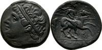 Bronze 274-216 Sizilien Syrakus Hieron II., 274 - 216 vz  300,00 EUR