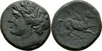 Bronze 269-240 Sizilien Syrakus Hieron II., 274 - 216 vz  100,00 EUR