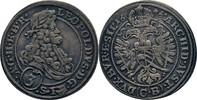 3 Kreuzer 1696 RDR Schlesien Brieg Leopold I., 1657-1705 fvz  35,00 EUR