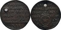 12 Stüber 1579 Niederlande Maastricht  Gelocht, ss  65,00 EUR