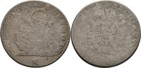 Double Escalin 1751 RDR Brabant Brügge Maria Theresia, 1740-1780 f.ss  50,00 EUR