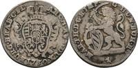 Escalin 1750 RDR Brabant Brügge Maria Theresia, 1740-1780 ss  75,00 EUR