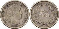 USA Dime 1899 ss  15,00 EUR  +  3,00 EUR shipping