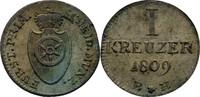 Fürstprimatische Staaten Kreuzer Carl Theodor von Dalberg, 1806-1810