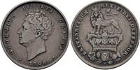 Shilling 1826 Großbritannien George IV., 1820-1830 ss  38,00 EUR  +  3,00 EUR shipping