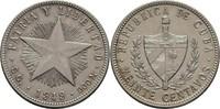 20 Centavos 1949 Cuba  vz  20,00 EUR  +  3,00 EUR shipping