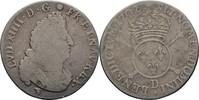 1/4 Ecu Reformation 1702 Frankreich Lyon Ludwig XIV., 1643-1715 f.ss  75,00 EUR  +  3,00 EUR shipping