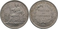 Handelsmünze Piastre 1900 Frankreich Indochina    60,00 EUR  +  3,00 EUR shipping