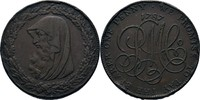 Druid Penny Token 1787 Wales Anglesey  kl. Randschläge, ss  55,00 EUR  +  3,00 EUR shipping