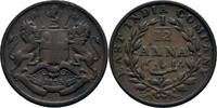 1/12 Anna 1835 British Indien  ss  22,00 EUR  +  3,00 EUR shipping